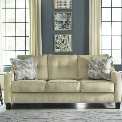 Cabo Queen Sleeper Upholstery: Meadow