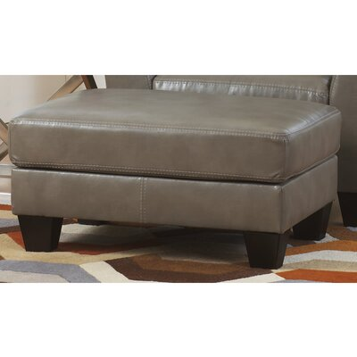 Paulie DuraBlend� Ottoman Upholstery: Quarry