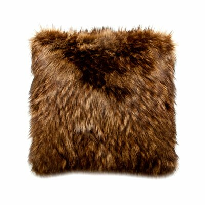 Lions Mane Throw Pillow