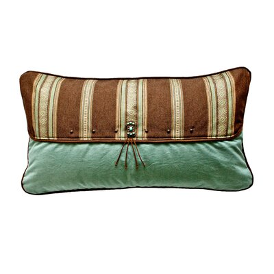 Kensington Flap Sham Size: King, Color: Teal