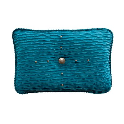 Ventura Lumbar Pillow Color: Teal