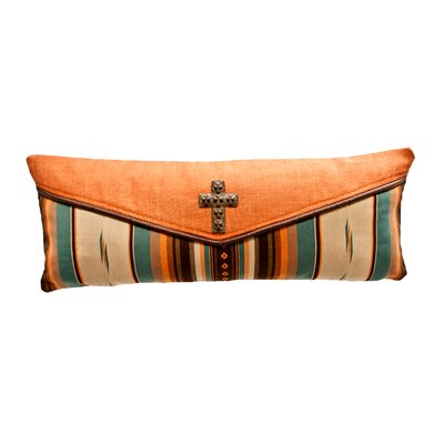Ventura Envelope Lumbar Pillow Color: Teal