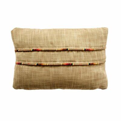 Laredo Desert 2 Welts Lumbar Pillow Size: 20 H x 26 W