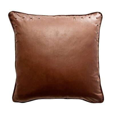 Ventura Euro Sham Color: Brown
