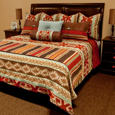 Balboa Coverlet Reversible Set Size: King Plus