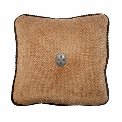 Casanova Throw Pillow Color: Beige