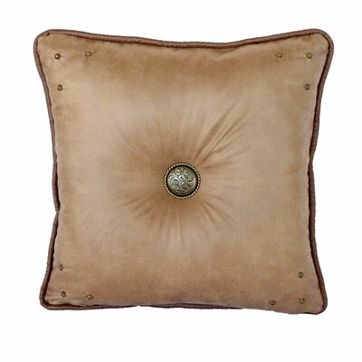 Safari Throw Pillow Color: Sienna / Safari Saddle