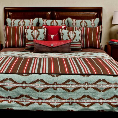 Pensacola Coverlet Set Size: Queen Plus