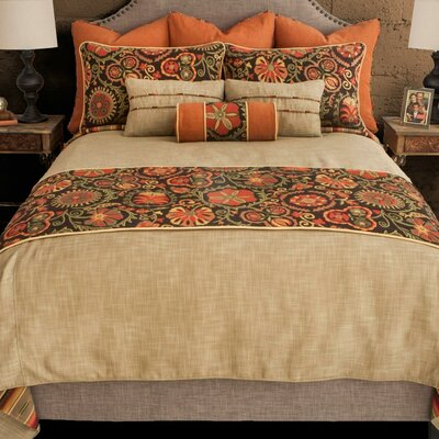 Laredo Coverlet Reversible Set Size: Queen