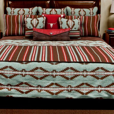 Pensacola Coverlet Set Size: Twin Plus