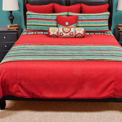 Laredo Bed Runner Size: King