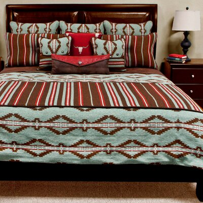 Pensacola Reversible Bed Runner Size: California King