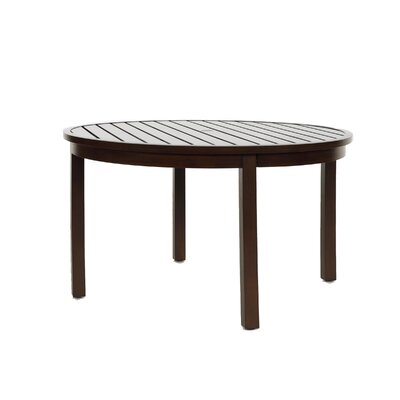 Portico Dining Table Finish: Mahogany