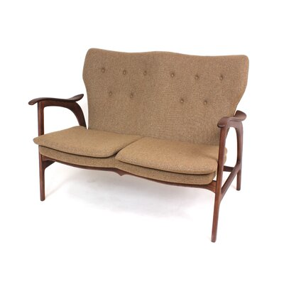 Franz Loveseat by dCOR design