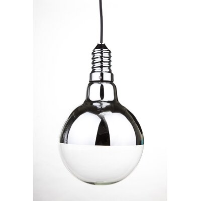 Big Idea 1-Light Globe Pendant