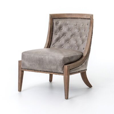 Fondulac Slipper Chair