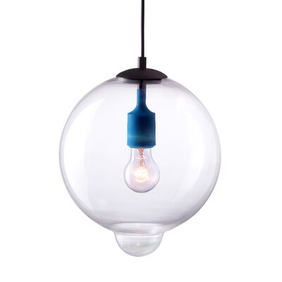 Gradient 1-Light Globe Pendant