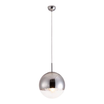Kinetic 1-Light Globe Pendant