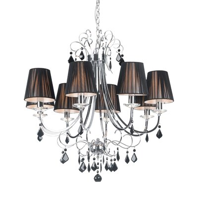 Humphreys 8-Light Shaded Chandelier