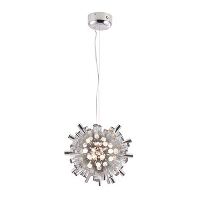 Extravagance 9-Light Geometric Pendant