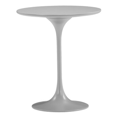 Wilco Side End Table Color: Gray