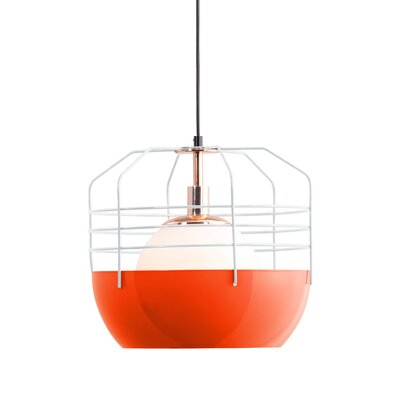 Frost 1-Light Foyer Pendant