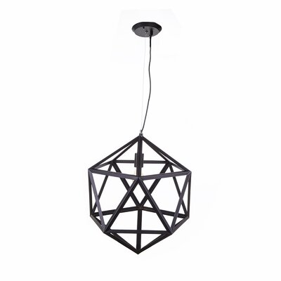 Maloy 1-Light Foyer Pendant