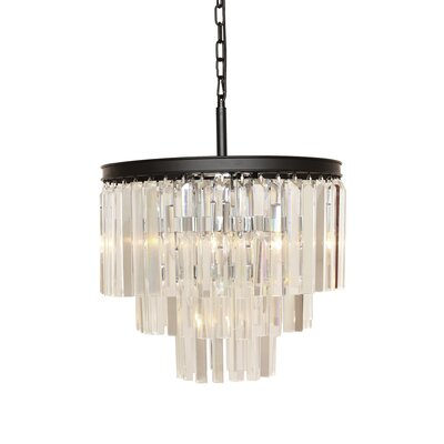 Vanersborg 5-Light Crystal Chandelier