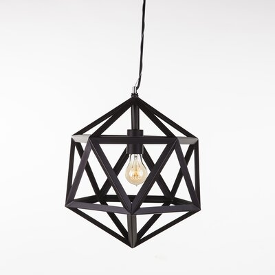 Odda 1-Light Mini Pendant