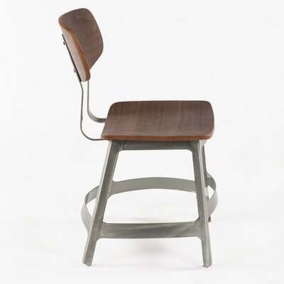 Vyl Solid Wood Dining Chair