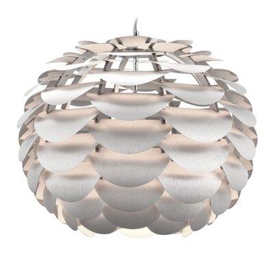 Pure 1-Light Globe Pendant