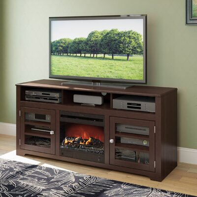West Lake 60 TV Stand with Fireplace