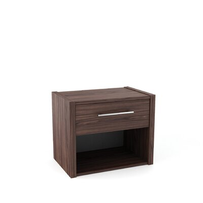Shore 1 Drawer Nightstand