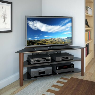 Alturas Corner 60 TV Stand Color: Dark Espresso