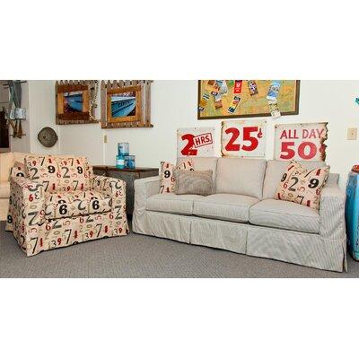 Chloe Configurable Living Room Set