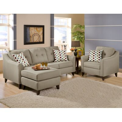 Arabella Configurable Living Room Set