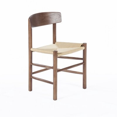 Skein Solid Wood Dining Chair