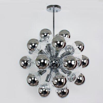 The Mercury 29-Light Sputnik Chandelier