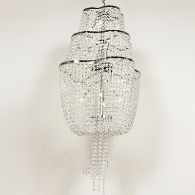 Angelica 16-Light Crystal Chandelier