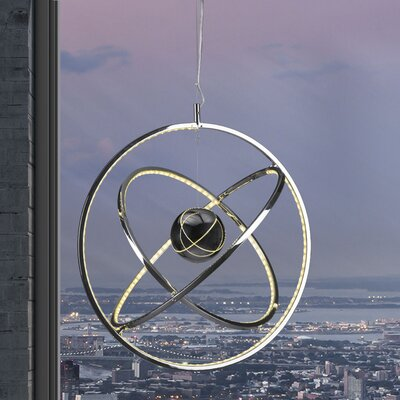 Kaweah 1-Light Globe Pendant