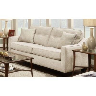 Colby Sofa Upholstery: Beige