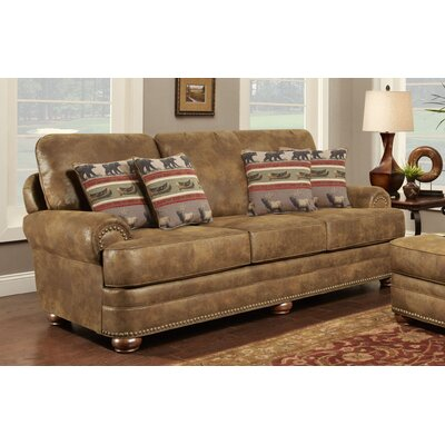 Drew Sofa Upholstery: Beige