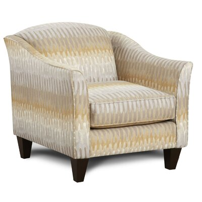 Delancy Armchair Finish: Desert
