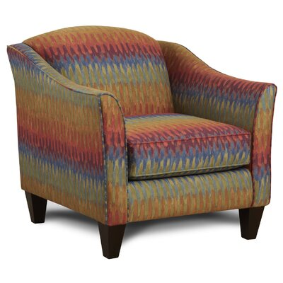 Delancy Armchair Finish: Sunset