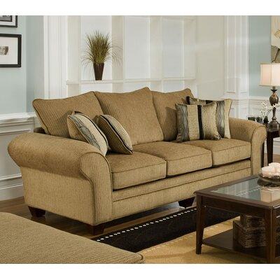 Burlington Sofa Upholstery: Waverly Suede