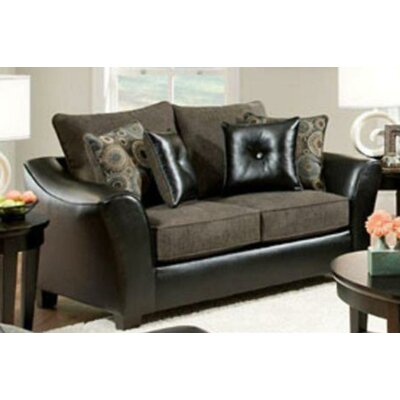Union Sofa Upholstery: Pinancle Gray