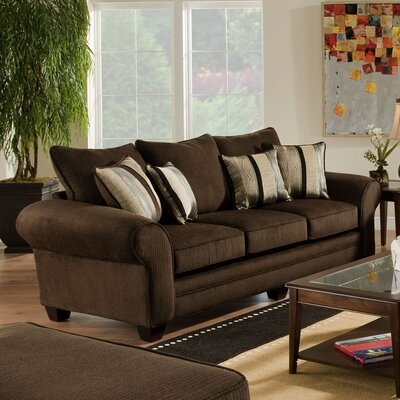 Clearlake Queen Sleeper Sofa Upholstery: Waverly Godiva