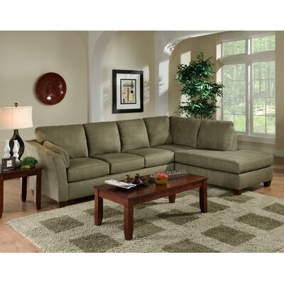 Broome Sectional Upholstery: Olive
