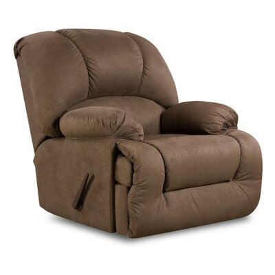 Inglewood Recliner Upholstery: Coffee
