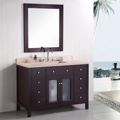McQueen  48 Single Bathroom Vanity Set